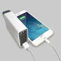 ETL CE FCC ROHS Approved quick charging universal multi usb 5 port travel charger