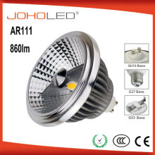 860lm led g53 ar111 ar111 leds dimmable/ar111 led bulb light
