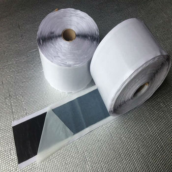 Water proof tape -doulble side adhesive rubber insulation tape