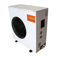 2015 hot sales European standard Air heat air cold hot water heater