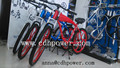 New type of complete gas tank bicycle with alum frame /compelete bike