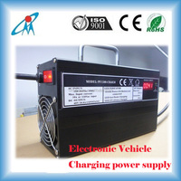 24V 25A 1000W Automatic battery charger Electrical Vehicle Battery Charger Electric Golf Car charger