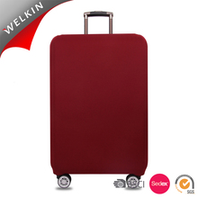 Polyester waterproof dustproof protective luggage cover