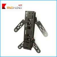 New Models, light weight carbon fiber quadcopter frame for 2.4g 4-aix ufo aircraft quadcopter in rc models