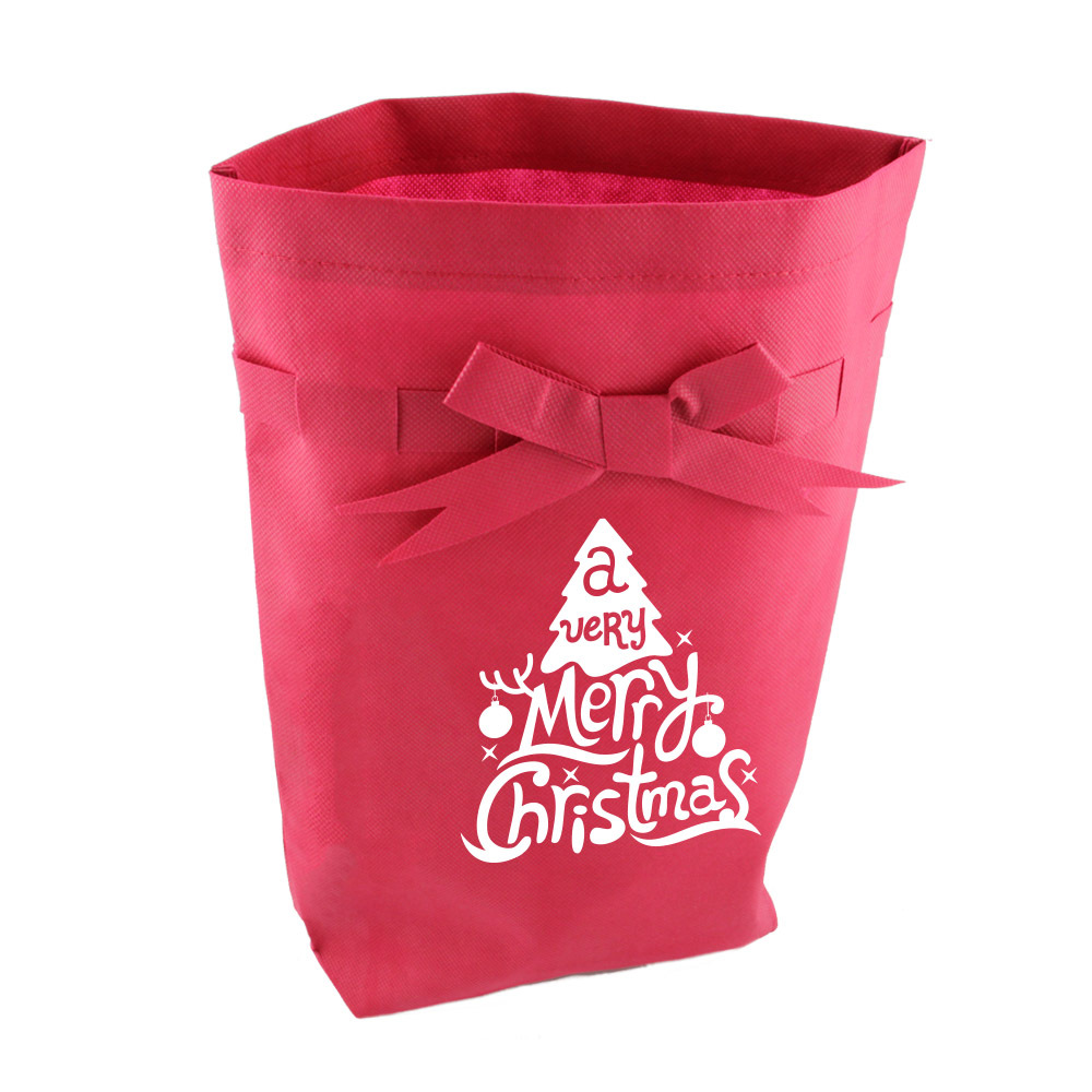 2015 Christmas presents gift bag / Christmas decorations ideas