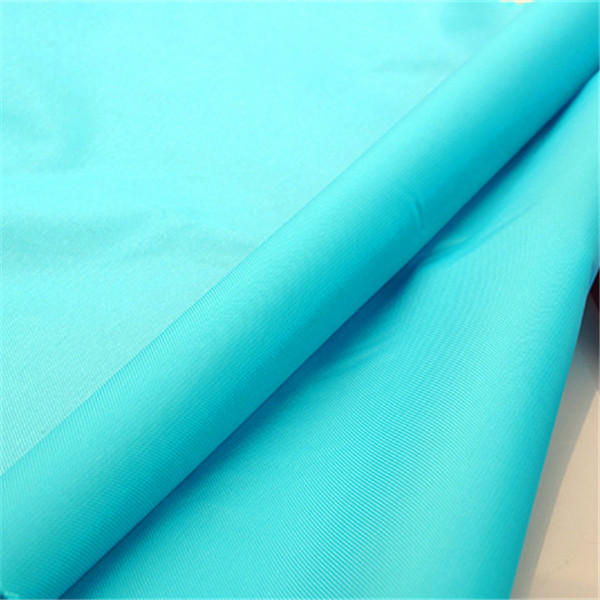 Polyester/nylon coated fabric