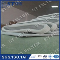 food industry bag filter housing