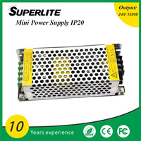 MINI SWICHING POWER SUPPLY 24V 150W POWER SUPPLY SHENZHEN LED DRIVER