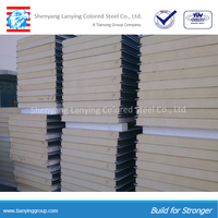 China wholesale market polyurethane foam sandwich panel