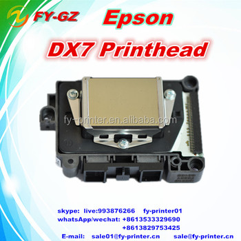 Hight quality and new gold DX7 F189010 printhead for sale