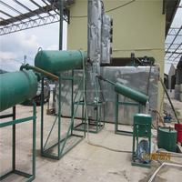 Used Lubrication Oil Recycle/Refine Machine