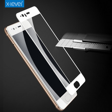 X-Level Hotselling Mobile Tempered Glass For Huawei P10