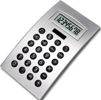 New style company promotion gifts Function solar calculator for office supplies