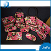 Wholesale portable big storage toiletry makeup toiletries travel bag cosmetic