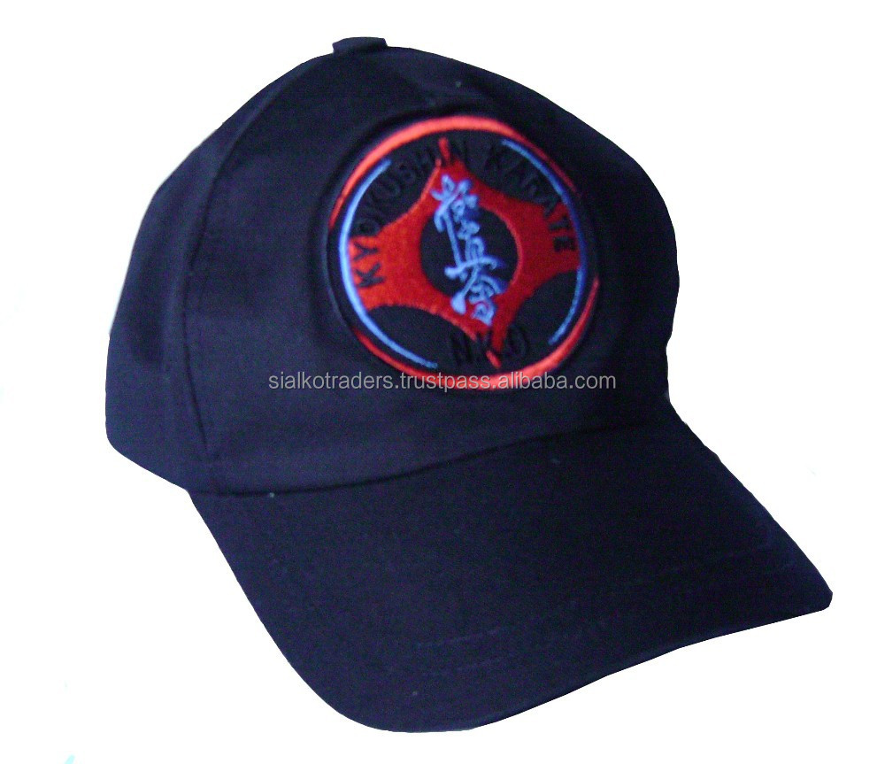 embroidered cap and hats