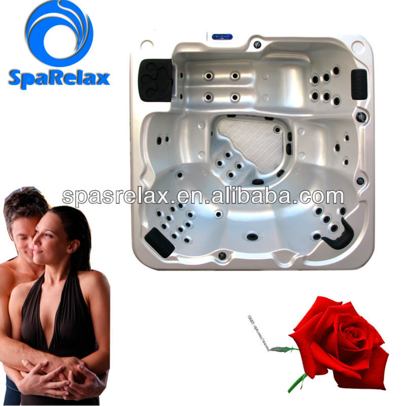 Model A620 Large space with multi jets cheap whirlpool bathtub