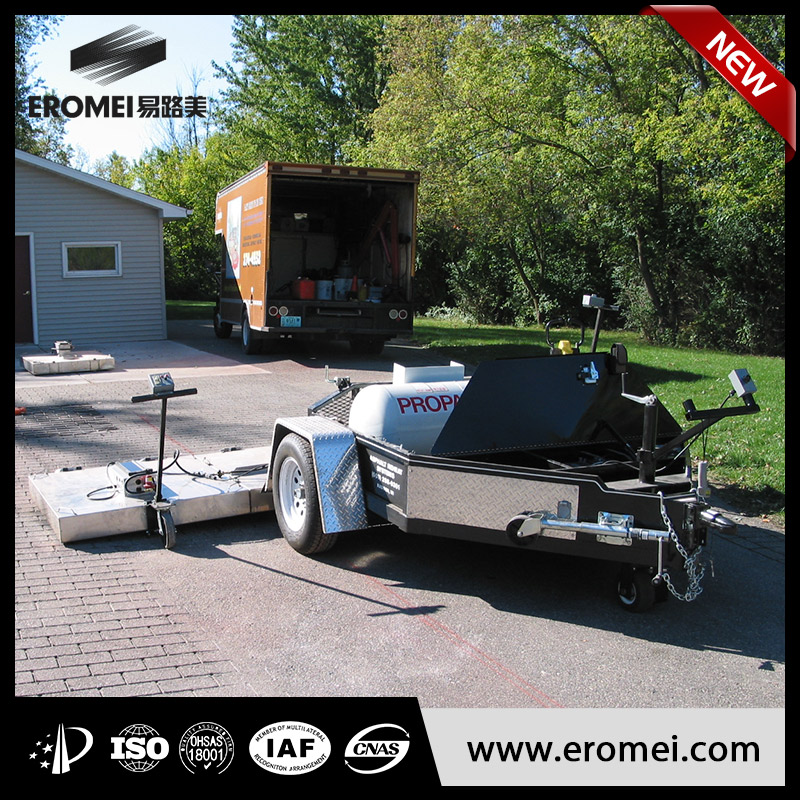 Economic and Reliable trailer asphalt repair with great price