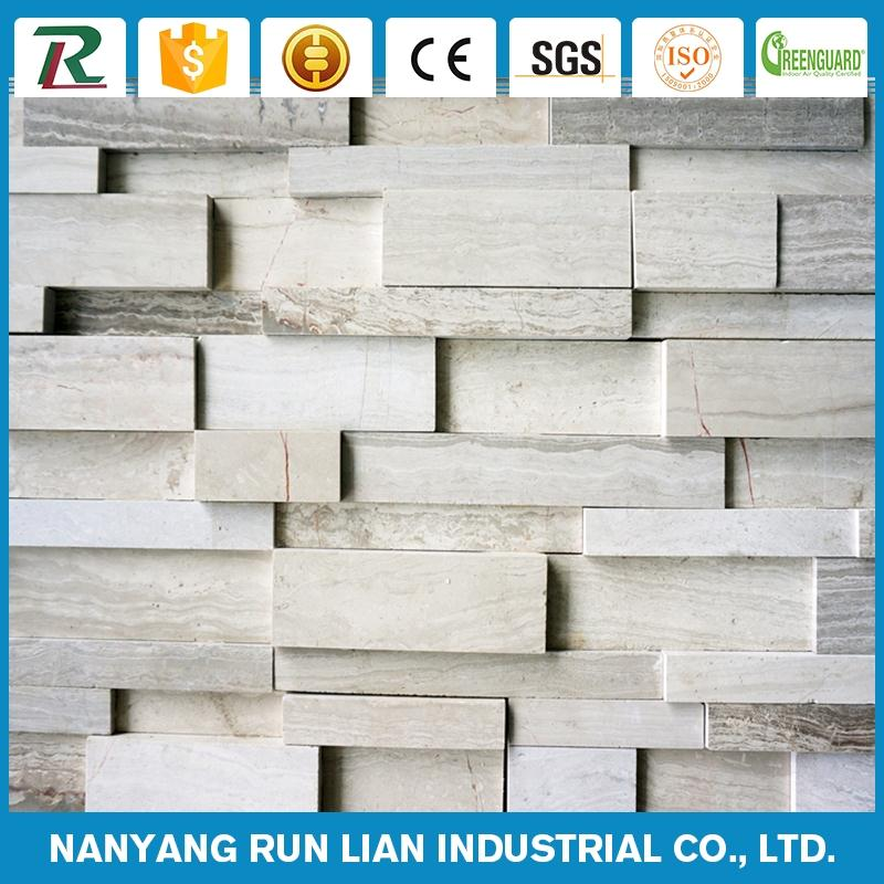 Cheap indoor brick paneling rock face wall stone total stone panel for wholesales