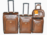 promotion luggage & pu fashion & leather luggage handle