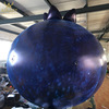 Fruit decoration event giant inflatable blueberry