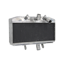 ATV/Quad/Buggy Water Coolant Aluminum Radiator for SUZUKI KLR650 08-10