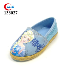 wholesale Blue Fancy Hot Sale OEM casual flat shoes for pregnant