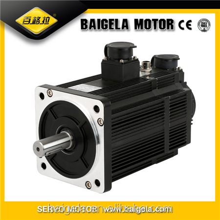 Manufacturer 12years From Germany Technology AC Motor 60mm 80mm 90mm 110mm 130mm 150mm 180mm 204series Servo Motor