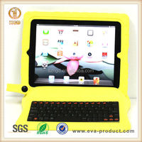 Top-quality shockproof EVA case for iPad detachable bluetooth keyboard