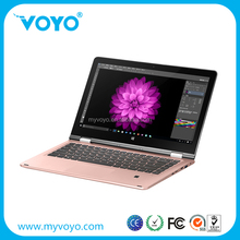 China OEM 2 in 1 laptop ,Support Fingerprint portable Laptop computer
