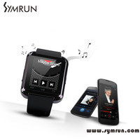 Symrun Fashion Bluetooth Smart Wrist Watch Cheap Price Of Smart Watch Phone U8 Wristwatch For Android System led smartwatch