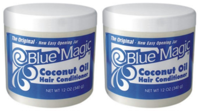 blue magic hair cream