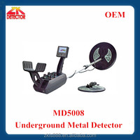 Under Ground Mineral Detector MD5008, Deep Search Long Range Metal Detector for Sale