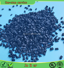 Acetal copolymer POM materials, Engineering plastic POM pellets with Mos2