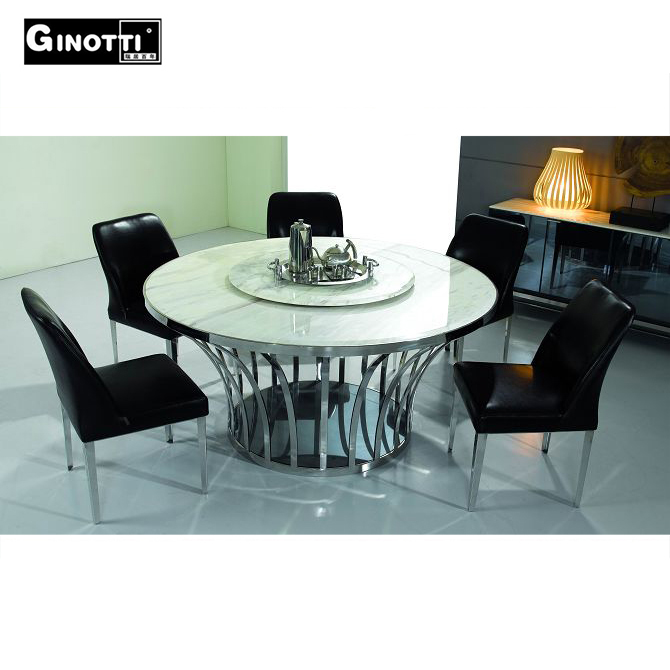 GDT6433 contemporary design 12 seater dining table