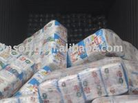 ISB101-1 PE Film Baby Bulk Diapers