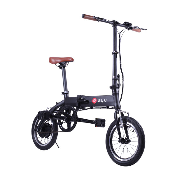 2017 Fashion comfortable city <strong>14</strong>'' cheap electric bicycle foldable e bike