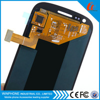Wholesale for samsung S3 mini AAA lcd with touch screen, For Samsung S3 Mini LCD, for samsung galaxy s3 Mini i8190 lcd