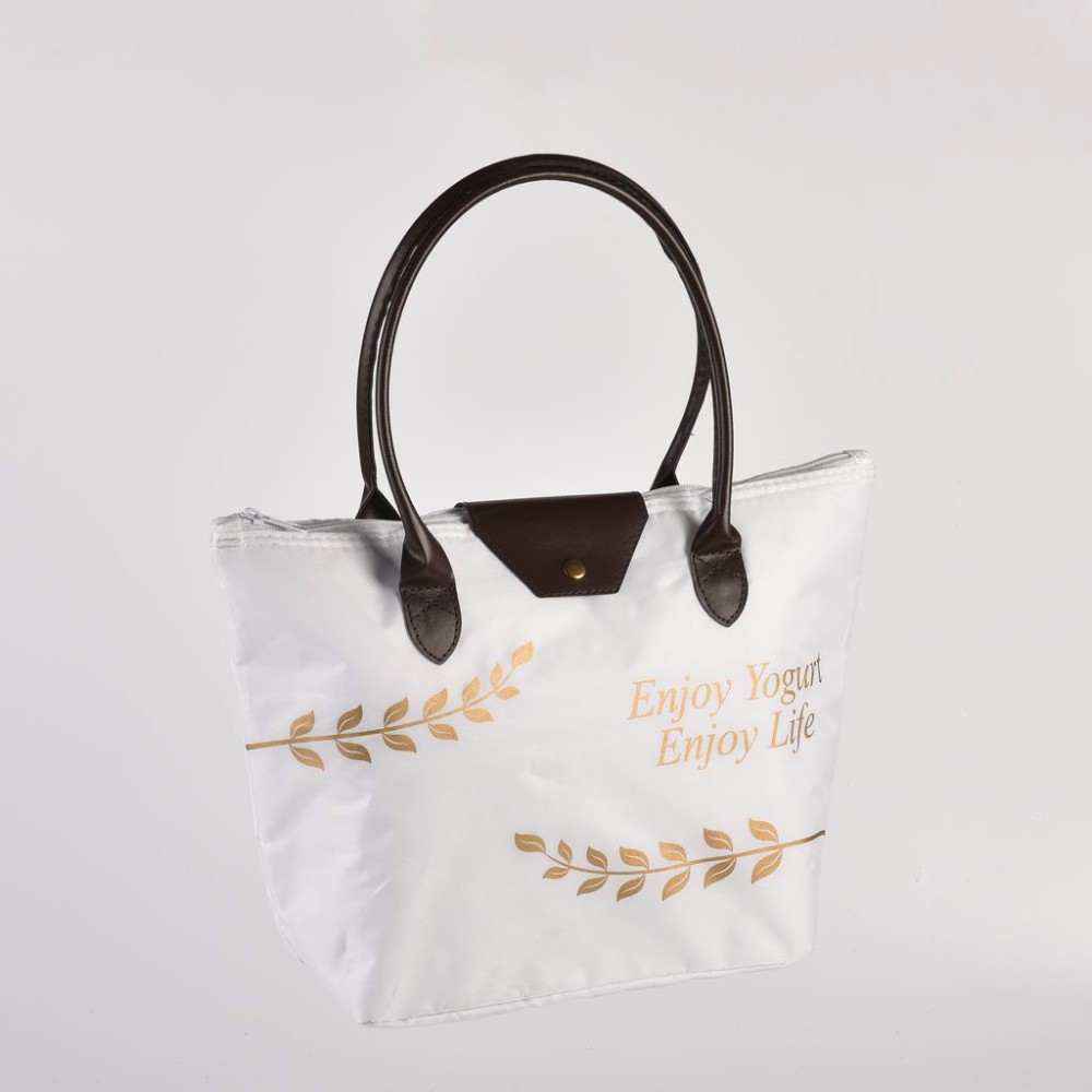 Plastic Insulated Beach Wine Cooler Bag