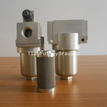 Hydraulic high pressure filters YPM060 with G3/4 connection Hydraulic Oil Filter Assemblies
