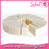 Sofeel triangle cosmetic sponge puff