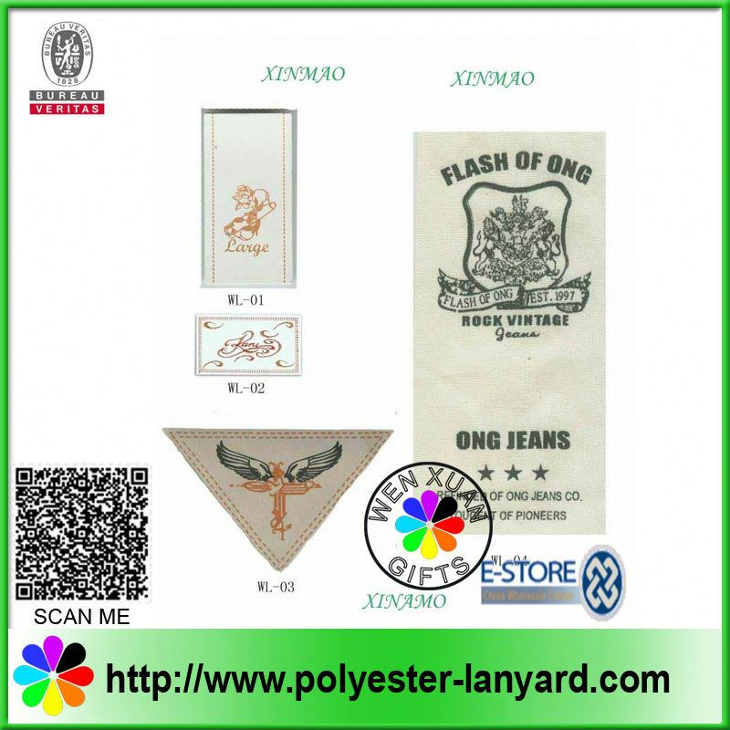 Cheap Prices Custom Design adhesive soft metal label