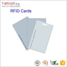125kHz PVC Plastic Contactless T5577 RFID Smart Chip Card