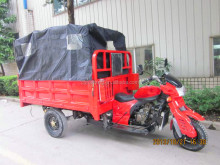Heavy duty garbage three wheel motorcycle for cheap sale
