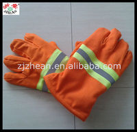 Fire And Safety Equipment Firefighting Protect Hand Gloves