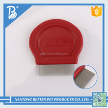 Stainless Steel Needles Fine-tooth nit Lice Removal Combs For Pets