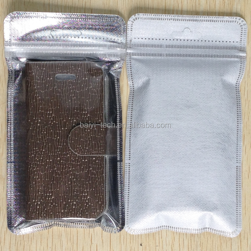 High quality ziplock gadget tool plastic bag for anti-lost