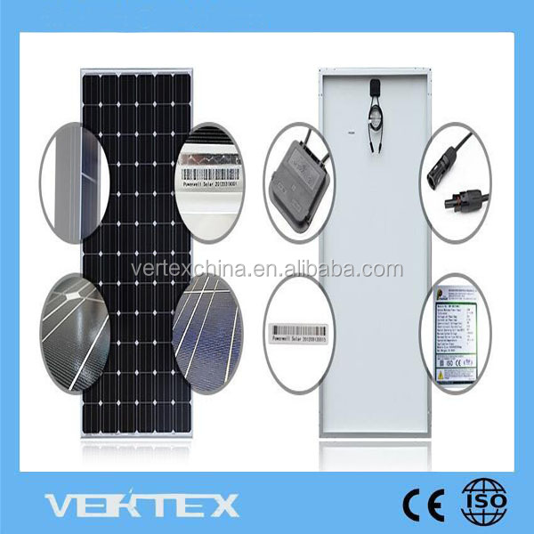 Professional Production High Efficiency 2000 Watt Solar Panels Discount Price Sale