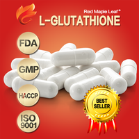 GMP Certified Best Skin Whitening L-Glutathione 500mg Pills