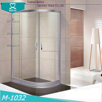 M-1032 semi curve shower enclosure