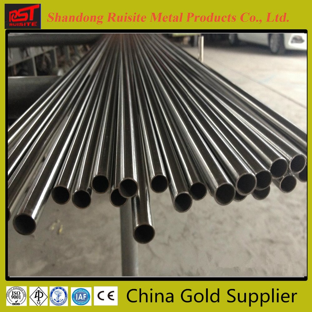China high quality stainless steel pipe/tube 24 supplier reasonable price